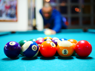 pool table recovering pool table refelting in Newark content img