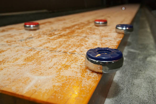 SOLO® Shuffleboard Movers Newark, Ohio.